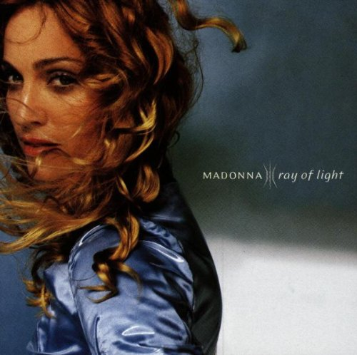 Madonna, Ray Of Light, Piano, Vocal & Guitar (Right-Hand Melody), sheet music, piano notes, chords, song, artist, awards, billboard, mtv, vh1, tour, single, album, release
