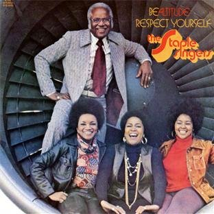 The Staple Singers, Respect Yourself, Piano, Vocal & Guitar (Right-Hand Melody), sheet music, piano notes, chords, song, artist, awards, billboard, mtv, vh1, tour, single, album, release