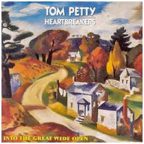 Tom Petty And The Heartbreakers, Into The Great Wide Open, Piano, Vocal & Guitar (Right-Hand Melody), sheet music, piano notes, chords, song, artist, awards, billboard, mtv, vh1, tour, single, album, release