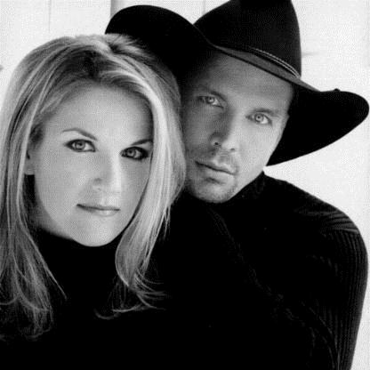 Garth Brooks With Trisha Yearwood, Squeeze Me In, Piano, Vocal & Guitar (Right-Hand Melody), sheet music, piano notes, chords, song, artist, awards, billboard, mtv, vh1, tour, single, album, release