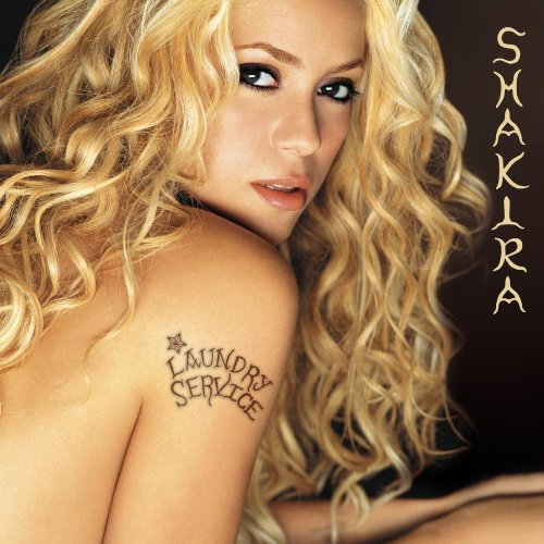 Shakira, Underneath Your Clothes, Piano, Vocal & Guitar (Right-Hand Melody), sheet music, piano notes, chords, song, artist, awards, billboard, mtv, vh1, tour, single, album, release