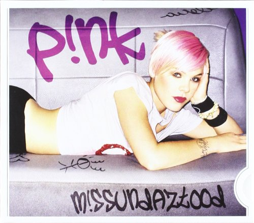 Pink, Missundaztood, Piano, Vocal & Guitar (Right-Hand Melody), sheet music, piano notes, chords, song, artist, awards, billboard, mtv, vh1, tour, single, album, release
