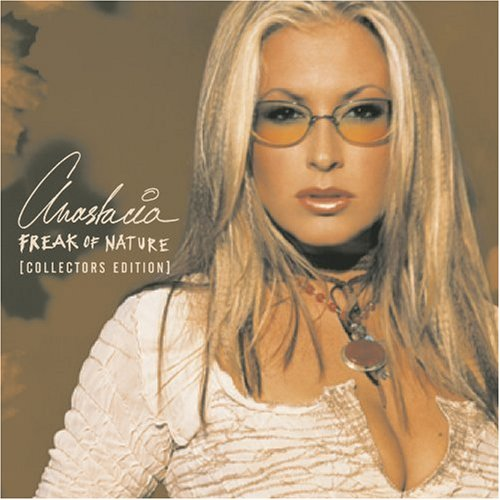 Anastacia, One Day In Your Life, Piano, Vocal & Guitar, sheet music, piano notes, chords, song, artist, awards, billboard, mtv, vh1, tour, single, album, release