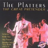 The Platters, The Great Pretender, Piano, Vocal & Guitar (Right-Hand Melody), sheet music, piano notes, chords, song, artist, awards, billboard, mtv, vh1, tour, single, album, release