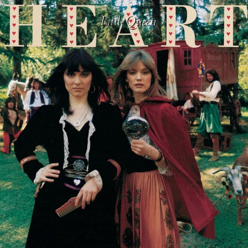 Heart, Barracuda, Guitar Tab, sheet music, piano notes, chords, song, artist, awards, billboard, mtv, vh1, tour, single, album, release