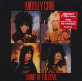 Motley Crue, Shout At The Devil, Guitar Tab, sheet music, piano notes, chords, song, artist, awards, billboard, mtv, vh1, tour, single, album, release