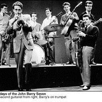 Download The John Barry Seven 'Hit And Miss' printable sheet music notes, Rock chords, tabs PDF and learn this Piano song in minutes