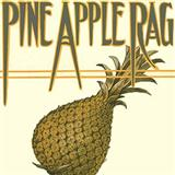 Download Scott Joplin 'Pineapple Rag' printable sheet music notes, Ragtime chords, tabs PDF and learn this Easy Piano song in minutes