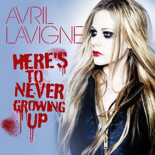 Avril Lavigne, Here's To Never Growing Up, Piano, Vocal & Guitar (Right-Hand Melody)
