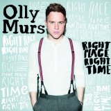 Download Olly Murs 'Right Place Right Time' printable sheet music notes, Pop chords, tabs PDF and learn this Piano song in minutes