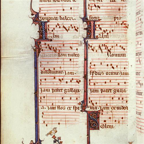 Richard Dering, Ave Virgo Gloriosa, Choral SAATB