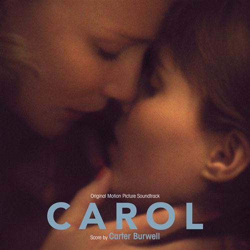 Carter Burwell, Crossing (from 'Carol'), Piano