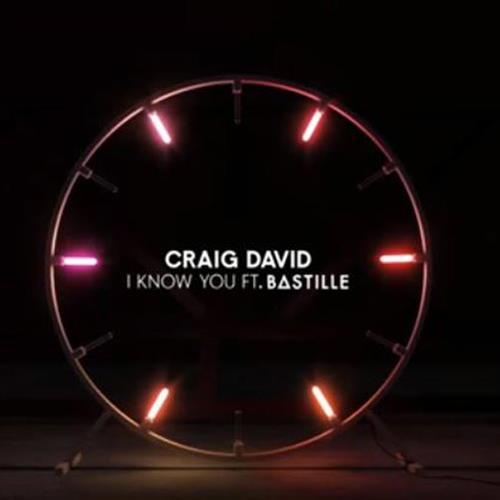 Craig David, I Know You (feat. Bastille), Beginner Piano