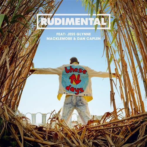 Rudimental, These Days (feat. Jess Glynne, Macklemore & Dan Caplen), Beginner Piano
