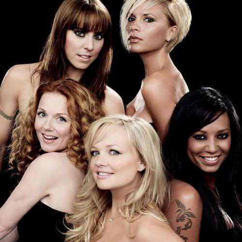 The Spice Girls, Who Do You Think You Are?, Piano, Vocal & Guitar (Right-Hand Melody)