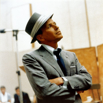 Frank Sinatra, New York, New York, Piano, Vocal & Guitar (Right-Hand Melody)