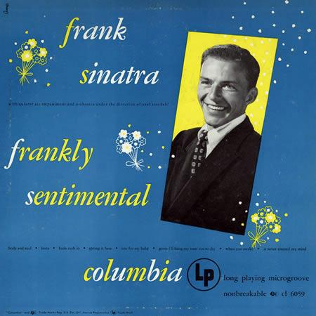 Frank Sinatra, One For My Baby (And One More For The Road), Piano, Vocal & Guitar (Right-Hand Melody)