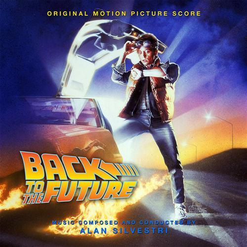 Alan Silvestri, Back To The Future (Theme), Melody Line & Chords