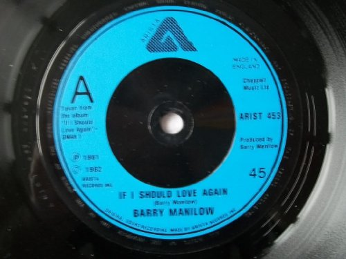Barry Manilow, Could It Be Magic, Melody Line, Lyrics & Chords