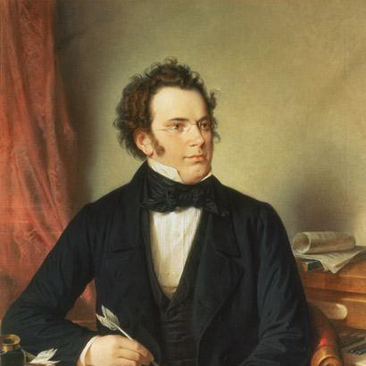 Franz Schubert, Moments Musicaux, No.3, Op.94, Melody Line & Chords