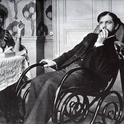 Claude Debussy, Reverie, Melody Line & Chords