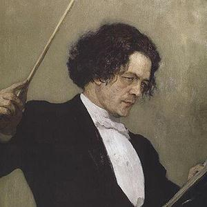 Anton Rubinstein, Melody In F, Melody Line & Chords