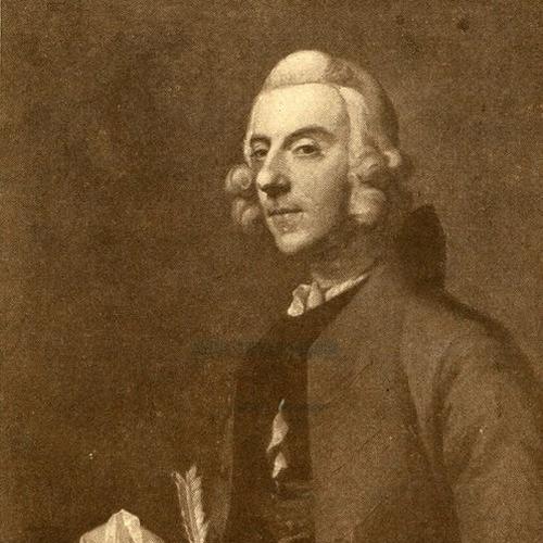 Thomas Arne, Rule Britannia, Melody Line & Chords
