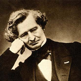 Hector Berlioz, The Shepherds Farewell, Melody Line & Chords