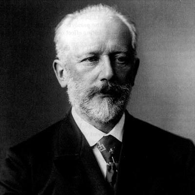Pyotr Ilyich Tchaikovsky, Waltz (from Serenade for Strings In C, Op. 48), Melody Line & Chords