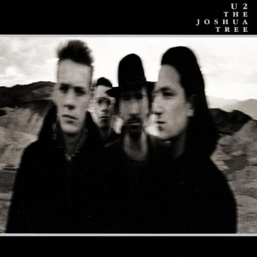U2, Where The Streets Have No Name, Melody Line, Lyrics & Chords