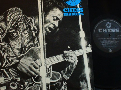 Chuck Berry, You Can't Catch Me, Melody Line, Lyrics & Chords