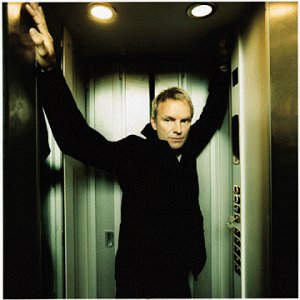 Sting, Ghost Story, Piano, Vocal & Guitar