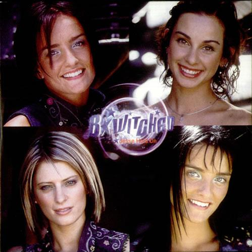 B*Witched, Jesse Hold On, Piano, Vocal & Guitar