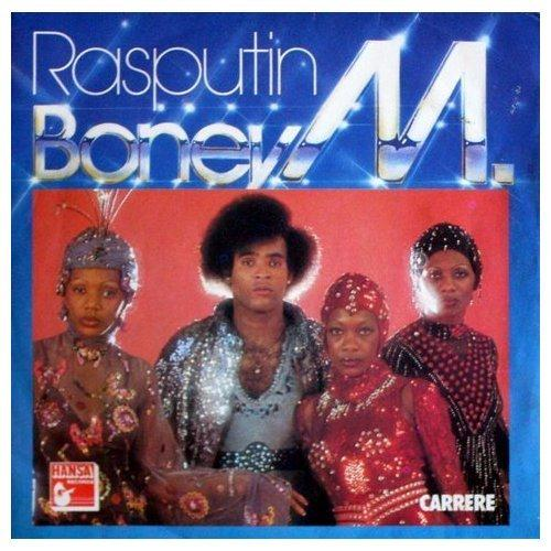Boney M, Rasputin, Melody Line, Lyrics & Chords