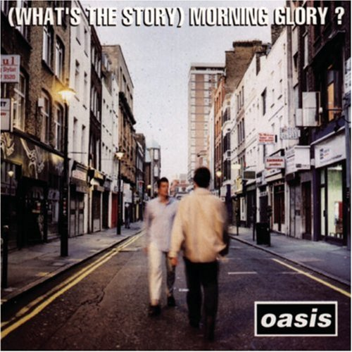 Oasis, Cast No Shadow, Piano, Vocal & Guitar (Right-Hand Melody)