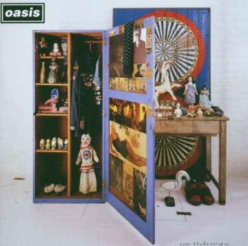 Oasis, Cigarettes & Alcohol, Piano, Vocal & Guitar (Right-Hand Melody)