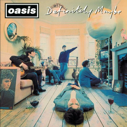 Oasis, Digsy's Dinner, Piano, Vocal & Guitar (Right-Hand Melody)