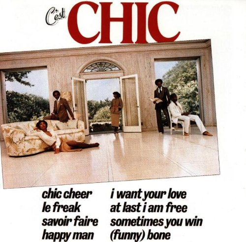 Chic, Le Freak, Melody Line, Lyrics & Chords