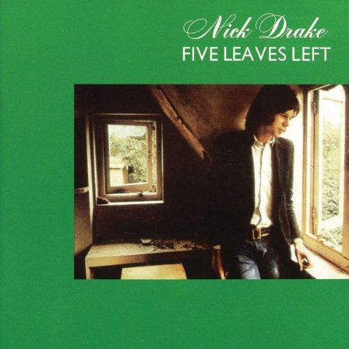 Nick Drake, Way To Blue, Piano, Vocal & Guitar (Right-Hand Melody)