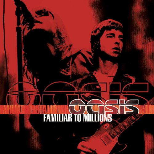 Oasis, Gas Panic!, Piano, Vocal & Guitar