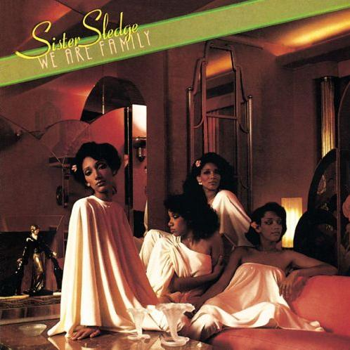 Sister Sledge, We Are Family, Melody Line, Lyrics & Chords
