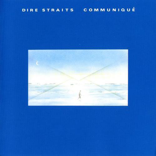 Dire Straits, Communique, Piano, Vocal & Guitar (Right-Hand Melody)