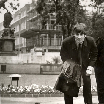 The Beatles, Everybody's Got Something To Hide Except Me And My Monkey, Piano, Vocal & Guitar (Right-Hand Melody)