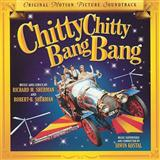 Download Robert B. Sherman 'Chitty Chitty Bang Bang' printable sheet music notes, Children chords, tabs PDF and learn this Easy Piano song in minutes