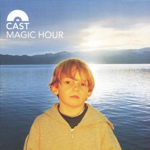 Cast, Magic Hour, Piano, Vocal & Guitar (Right-Hand Melody)