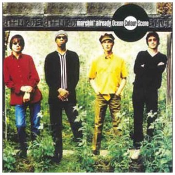 Ocean Colour Scene, Hundred Mile High City, Piano, Vocal & Guitar (Right-Hand Melody)