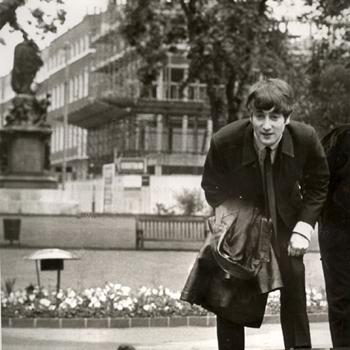 John Lennon, Borrowed Time, Piano, Vocal & Guitar (Right-Hand Melody)