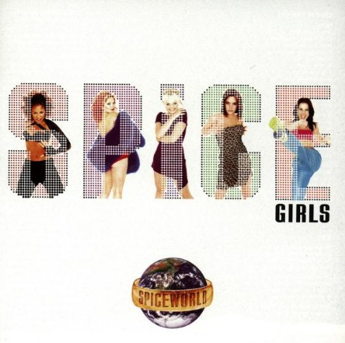 The Spice Girls, Too Much, Piano, Vocal & Guitar