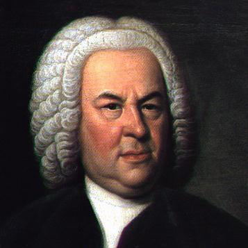 J.S. Bach, Bourrée No.1, Piano