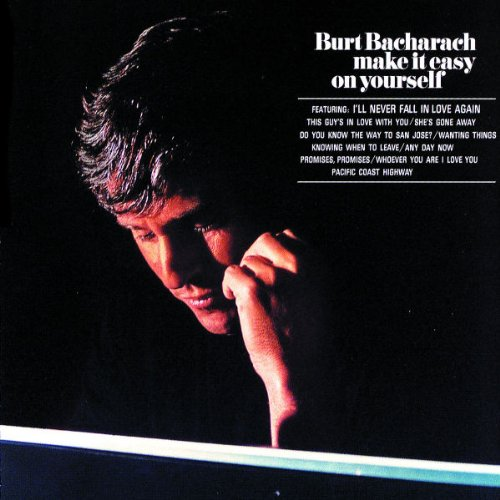 Bacharach & David, Do You Know The Way To San Jose, Piano, Vocal & Guitar (Right-Hand Melody)